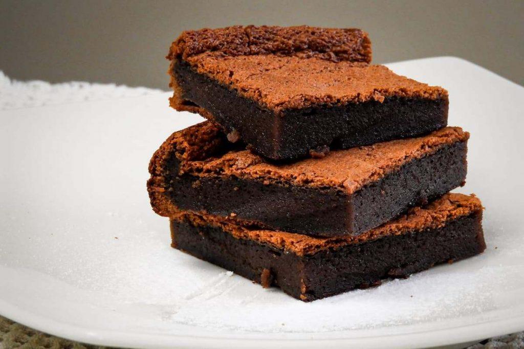 torta de chocolate sin harina