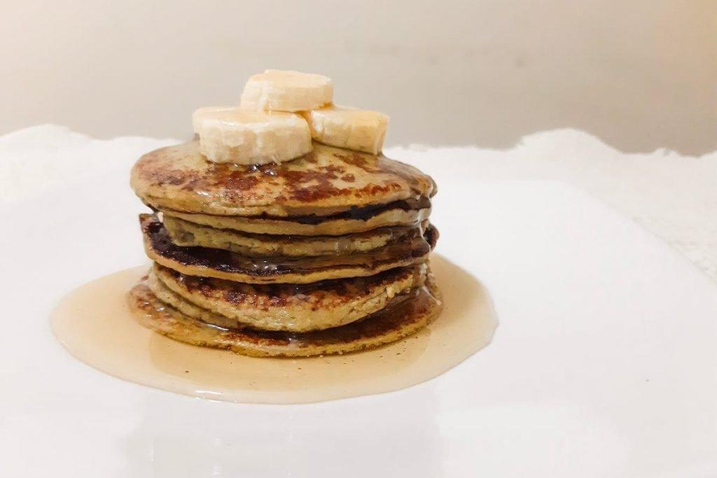 pancakes sin harina