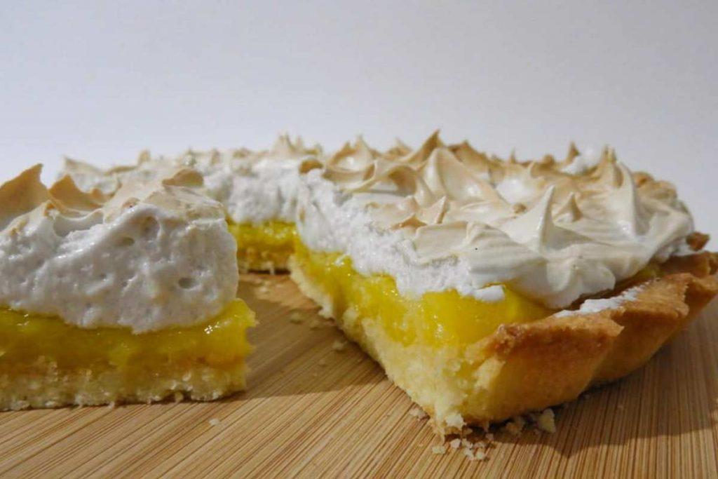 Lemon Pie sin TACC