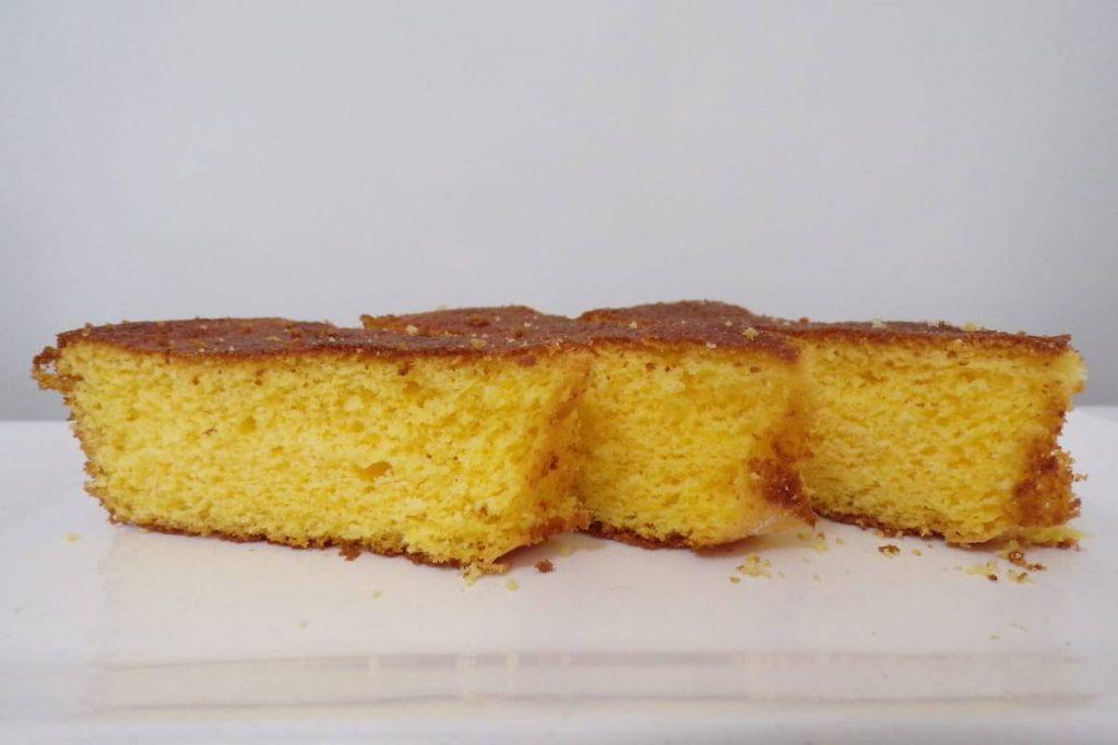 torta de mandarina sin tacc
