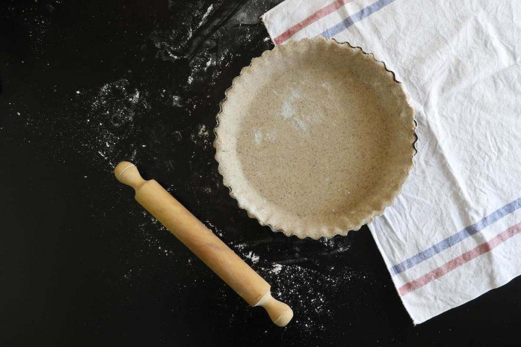 masa de tarta sin tacc