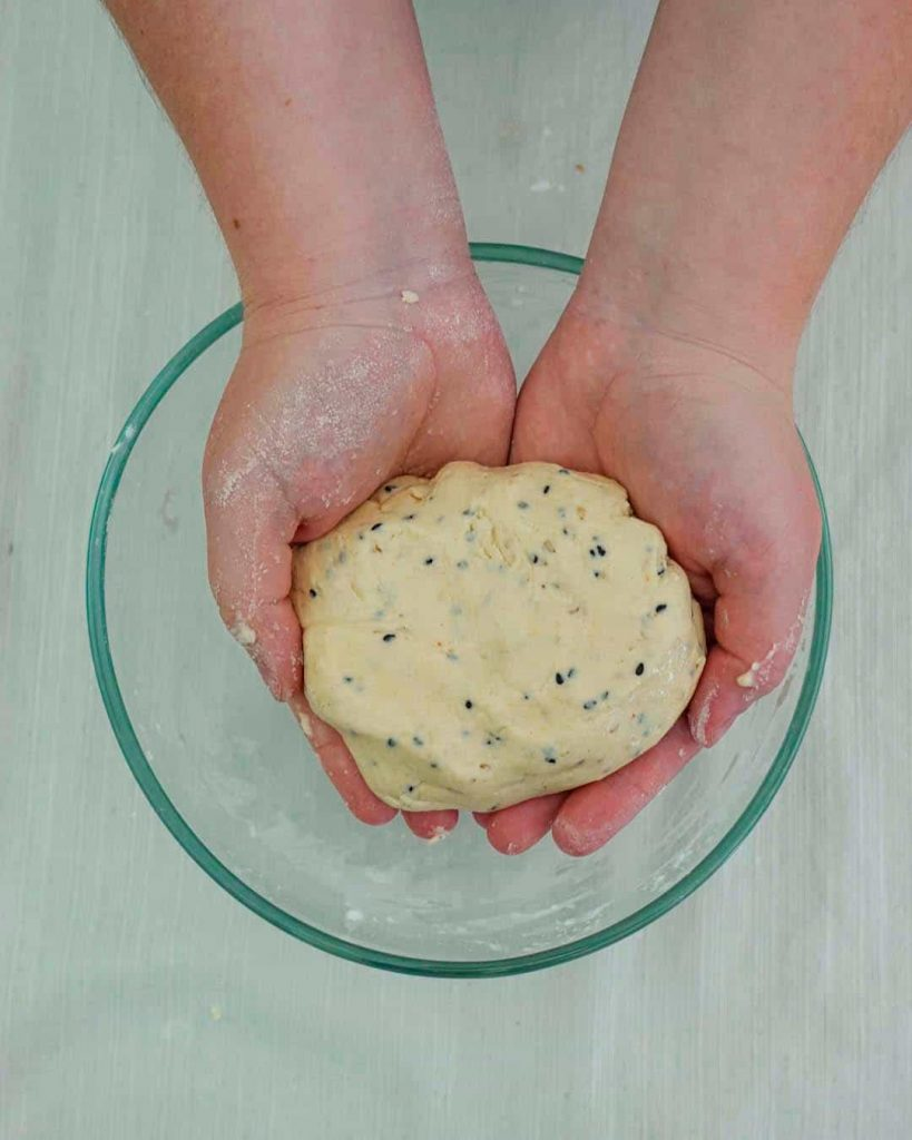 receta de galletitas saladas sin TACC