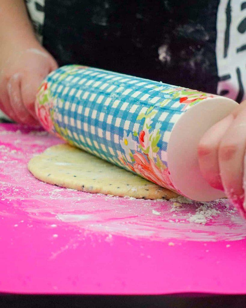 receta de galletas saladas para celíacos
